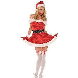🆕 Merry Kiss Me Costume for Women, Large